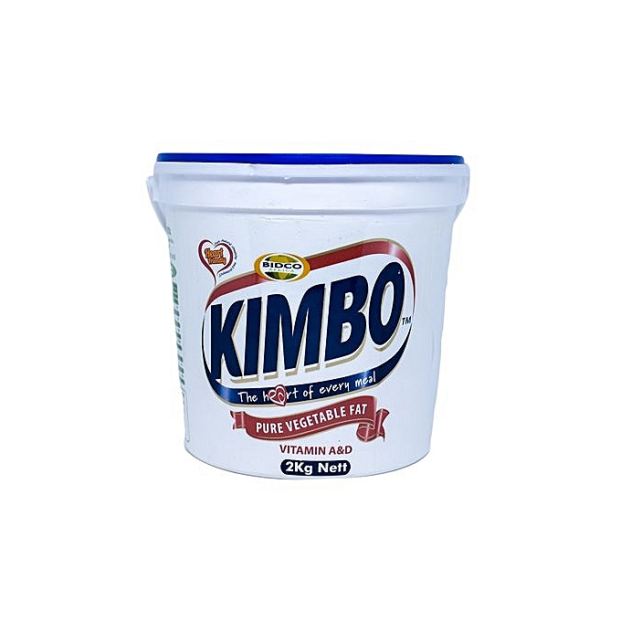 Kimbo Cooking Fat - 2kg