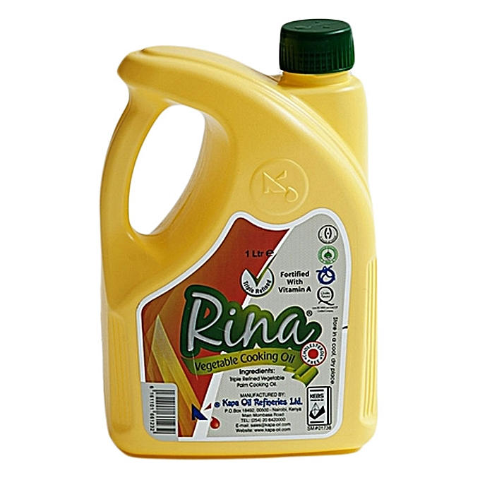 Rina Vegetable Oil - 1 Litre